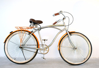 Bicicleta Urbana Manu Rodada 26