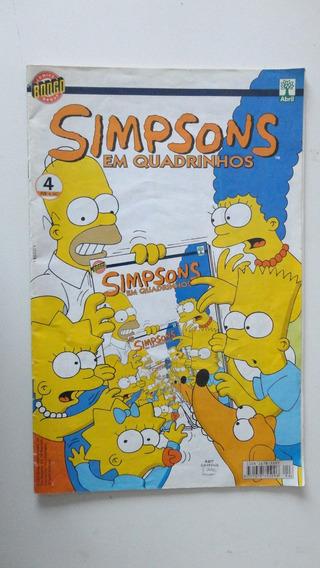 Simpsons Em Quadrinhos Nºs 4-5-6-9-16-18