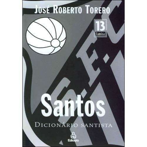Santos - Dicionário Santista Livro Saldão