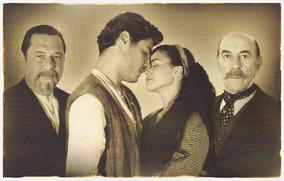 Fotografia Lançamento Da Novela Terra Nostra 1999 - Tv Globo