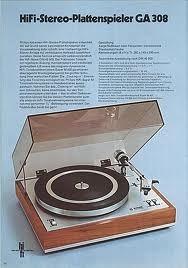Esquema Para Reparos Toca Discos Philips Stereo Modelo 308