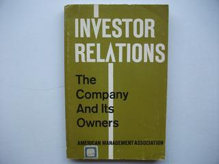 Relaciones Con Inversionistas - American Management - Inglés
