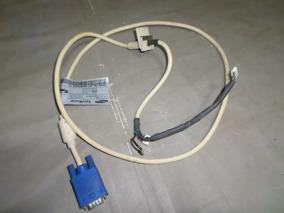 Cabo Monitor Crt Samsung 450b