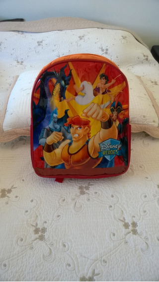 Hércules Mochila Disney Heroes (2da Selección)