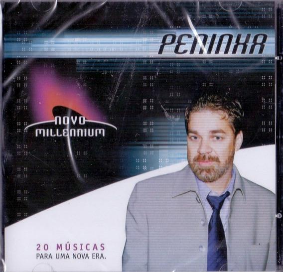 Cd Peninha - Novo Milennium - Novo***