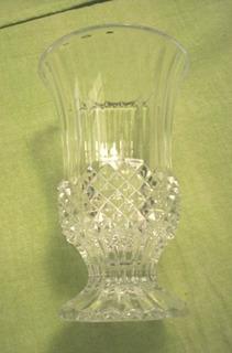 Florero De Cristal D´arques Mm13