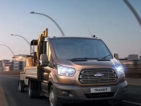 Nueva Ford Transit Chassis 0km Tomo Usado / Financio  