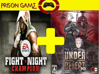 Fight Night Champion & Under Defeat Hd: Deluxe Edition | Ps3