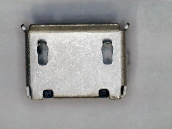 Jack Micro Usb P/ Diversos Celulares, Tablets Conjunto Com 5