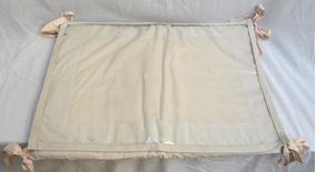 Trocador Fraldas Espuma Com Capa Tecido E Protetor Plástico