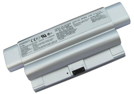 12 Celulas Bateria Sony Vaiovgp-bps8 Vgp-bpl8 Series Vgn-fz