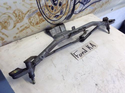 Mecanismo Brasos De Motor De Limpiaparabrisas Ford Ka Oem