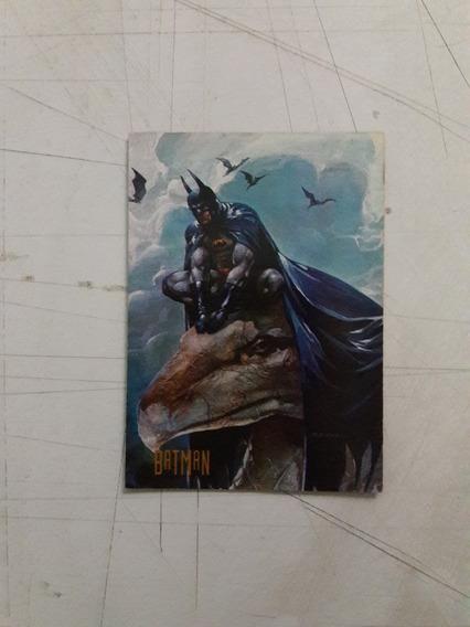 Pepsicard Dc 28 Batman