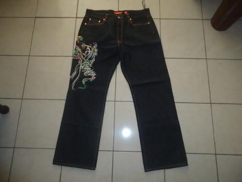 Exclusivo Jeans Ed Hardy 40x34
