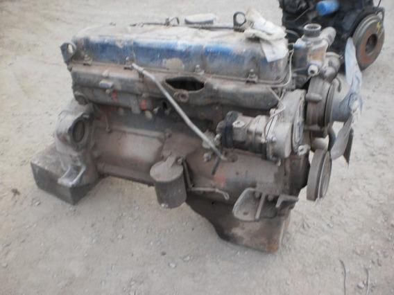 Motor Perkins 6 Cilindros Completo 6357 No Estado P/ Reforma