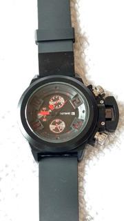 Reloj Hombre Cuarzo Militar Dotshe - Maq Japonesa