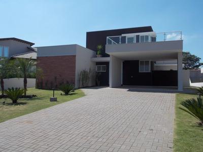 Casa Residencial À Venda, Condomínio Terras De Mont Serrat - Salto/sp - Li2514