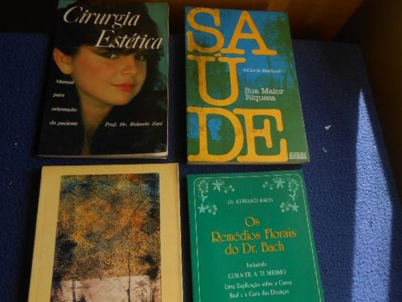 Lote 24 Livros Saúde Beleza Bem Estar Compre Para Revender