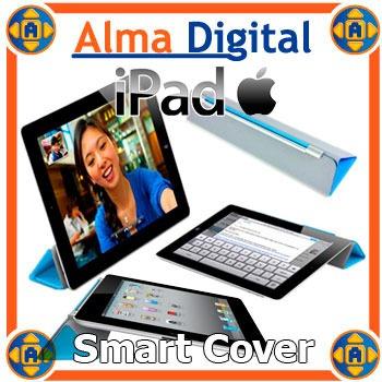Smart Cover iPad 2 3 4 Estuche Protector Forro Apple Cuero