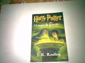Livro ,, Harry Potter ,, E O Inigma Do Principe 2005