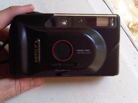 Camera Fotográfica Yashica Made In Japan Em Perfeito Estado