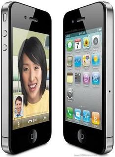 Celular iPhone 4 32gb Black Impecable Liberado De Fabrica