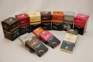 Cigarros Mial Blunt Saborizados Caja X 5 U Tabacosweb
