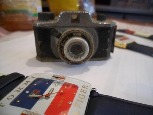 Mini Camera Antiga Funciona Perfeita $220