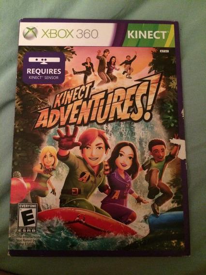 Jogo Kinect Adventures Xbox360