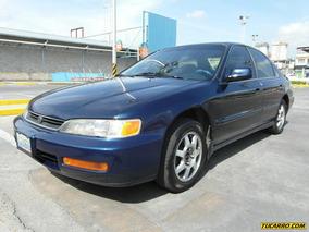 Honda Accord Lx 4p - Automatico