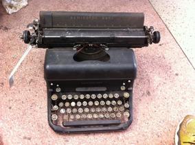 Linda Maquina Remington Anos 50 - Consultar Frete