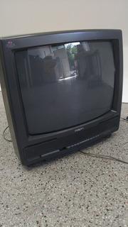 Televisor Philips B Con Control Remoto (detalle) No M.envíos