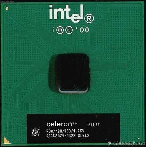 Intel Celeron 900/128/100/1.75v Socket 370