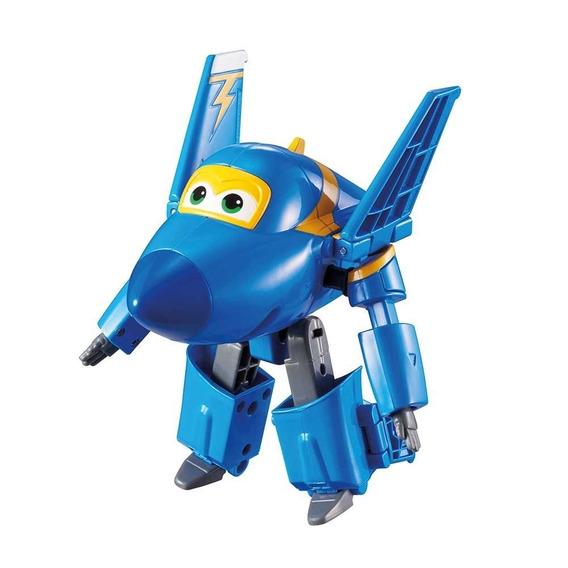 Avião Super Wings Jerome Change