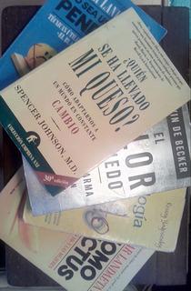 Libros Auto Ayuda Quien Se Ha Llevado Mi Queso