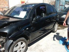 Citroën C3 Glx 1.4 8v Flex 2008 ((( Sucata))) Somente Peças