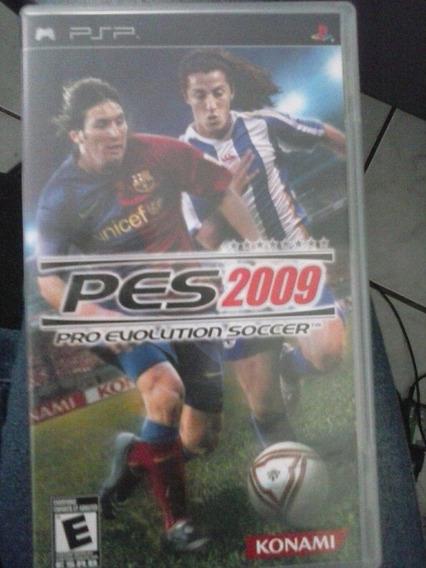 Jogo Psp Pes2009