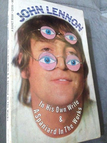 Raridade: 2 Livros Do Beatles Johh Lennon Ilustrados Por Ele