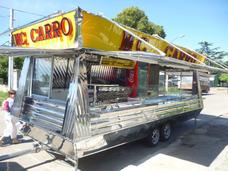 Carros De Chorizos Comidas Al Paso