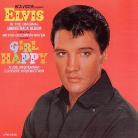 Elvis Presley - Girl Happy (cd Imp. Trilha Sonora De Filme)