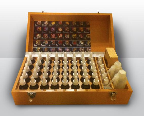 Caja Para Kit De Flores De Bach