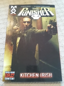 Max The Punisher Vol 2 #7-12 Max Comics Marvel