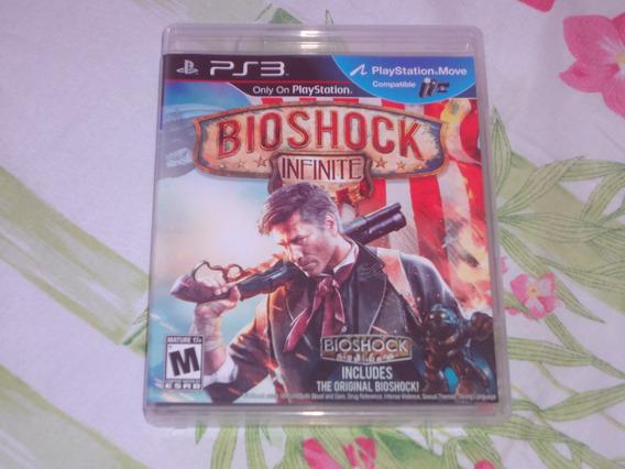 Bioshock Infinite ( Jogo Original Playstation 3 )