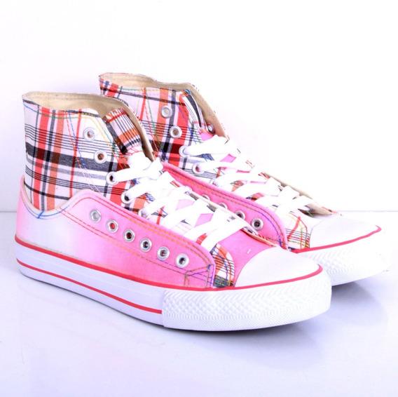 Zapatillas Botitas Eco Star De Shoes Bayres