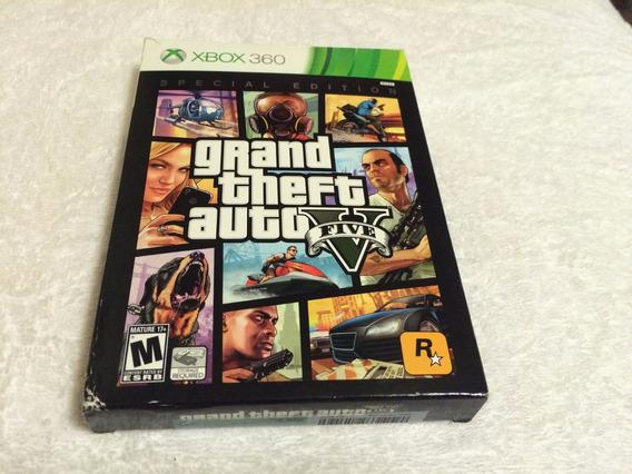 Grand Theft Auto V (five) Special Edition (xbox 360, 2013)