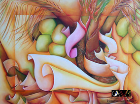 Obras De Arte Quadros Vendramini Müller - Cbt Xxxi 150x200