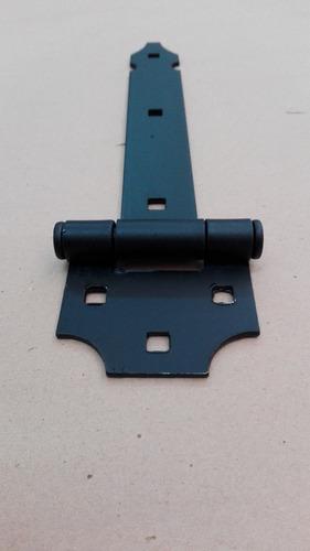 Bisagra Para Atornillar Hierro Forjado Nº1 (130mm)
