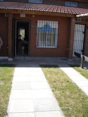 Alquilo Duplex Las Toninas Calle 3 Y 32