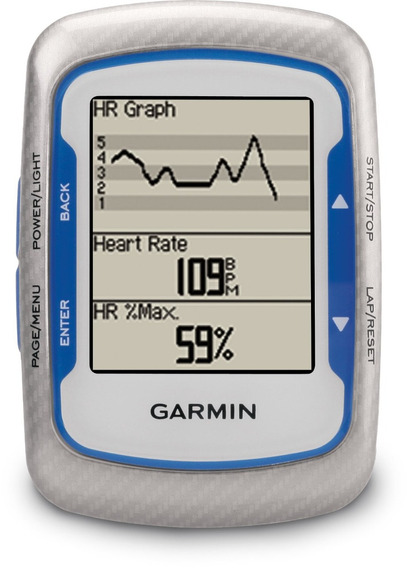 Reloj Garmin Edge 500 Cycling Gps