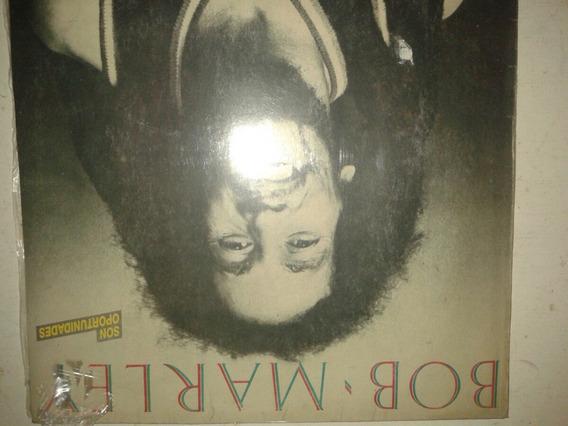 Lp Disco Bob Marley Son Oportunidades Exelente Estado Vinilo